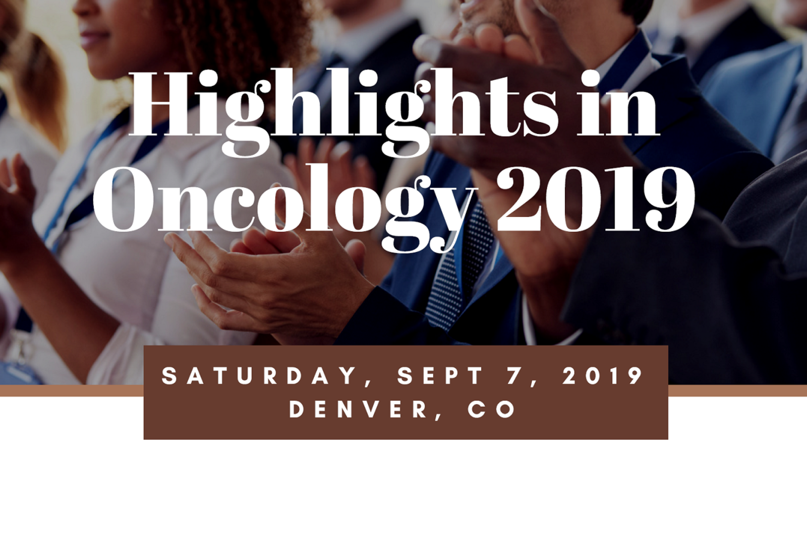 Highlights in Oncology Denver